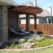 patio landscape