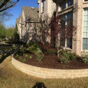 front landscaping